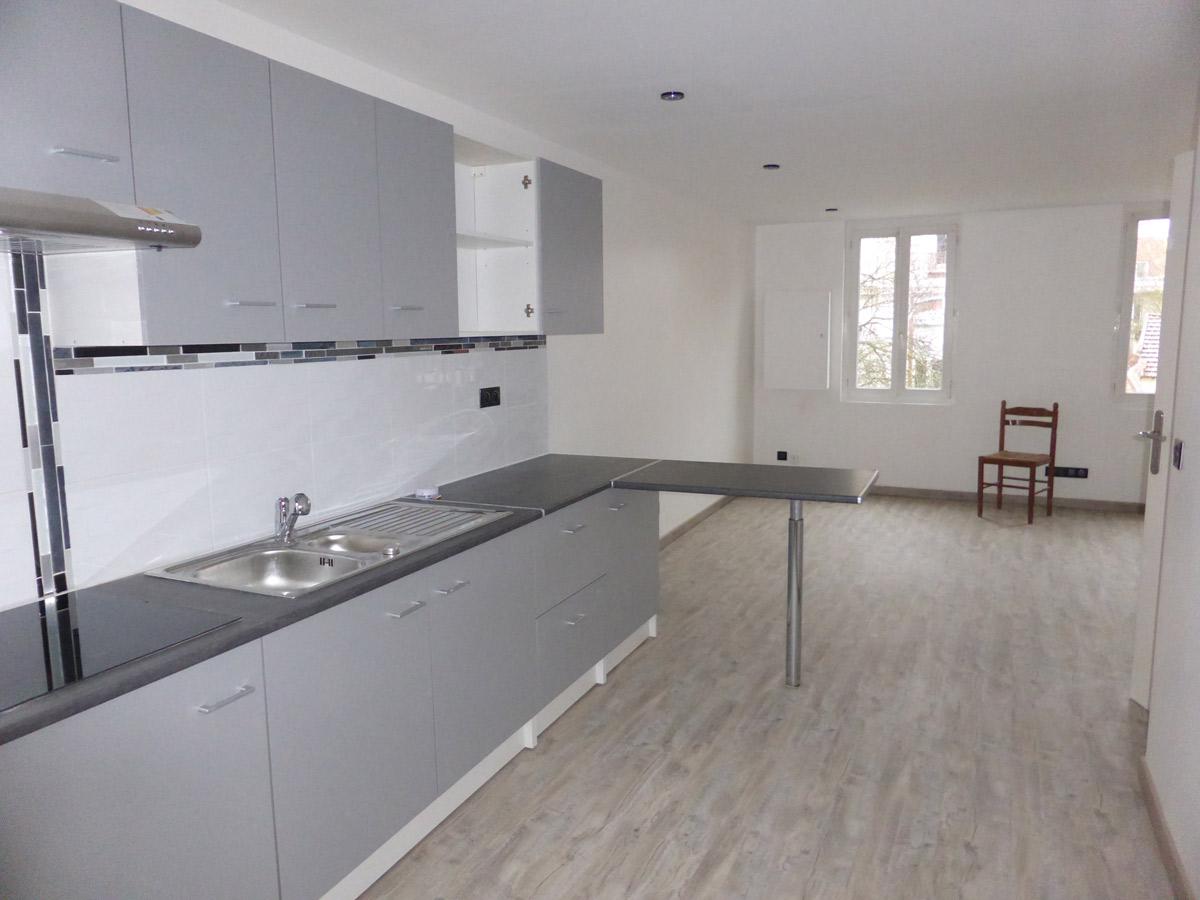 montereau appartement 9 - Rénovation & aménagement d'appartement familial à Montereau