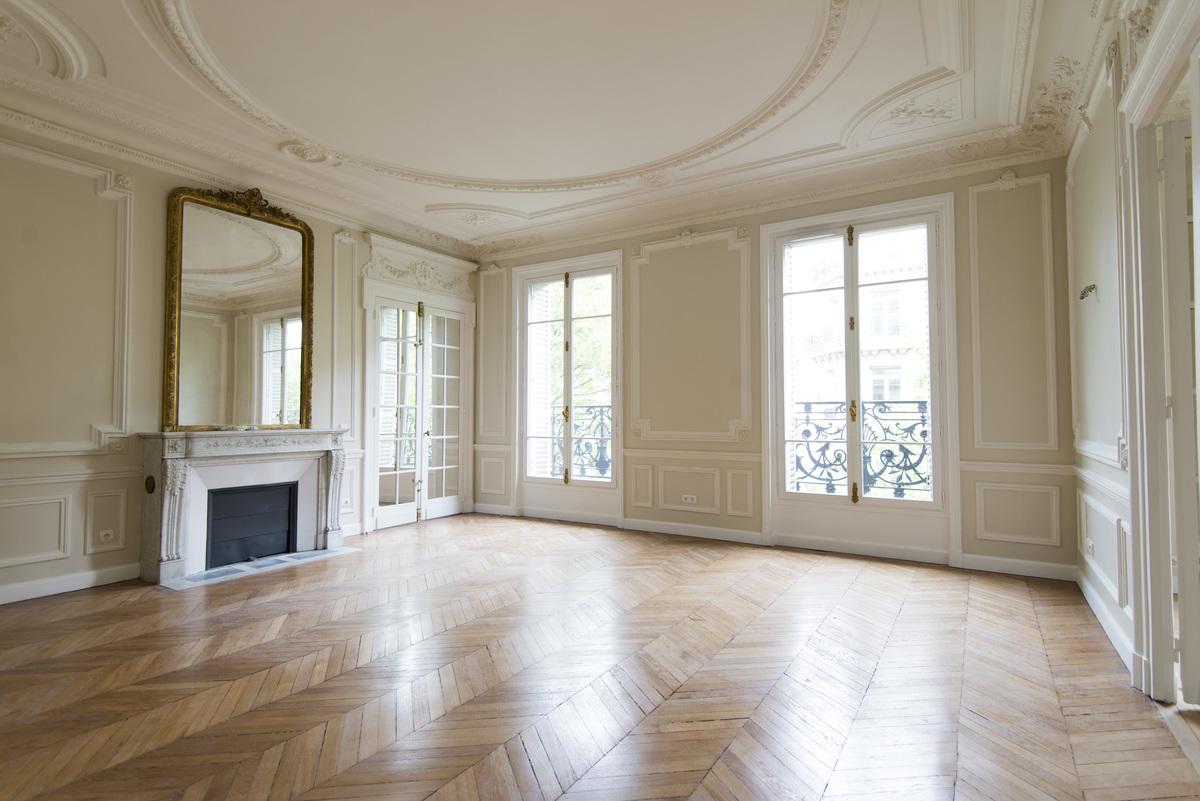 01 HD - Rénovation d'appartement familial sur Paris 16
