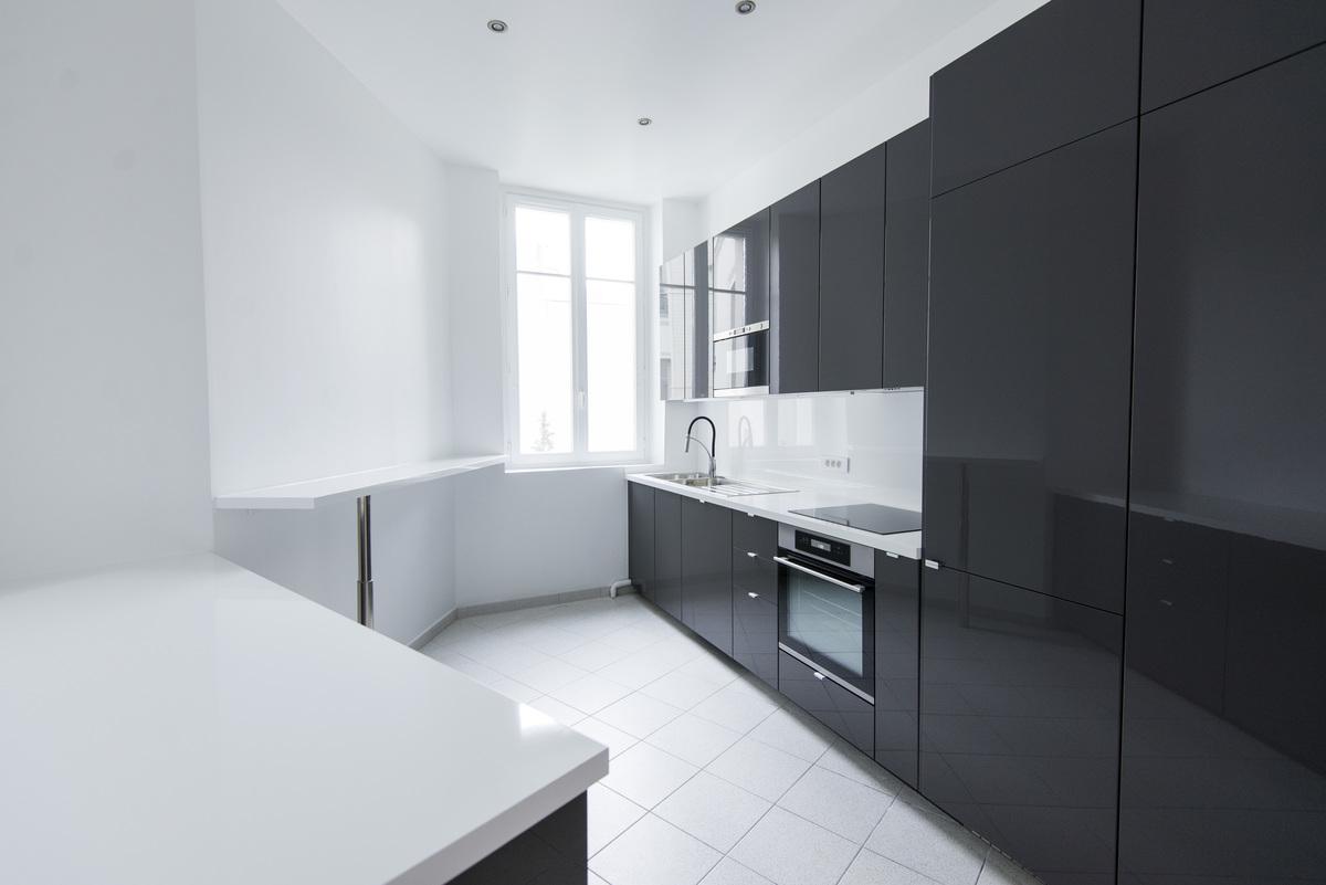 04 HD - Rénovation d'appartement familial sur Paris 16
