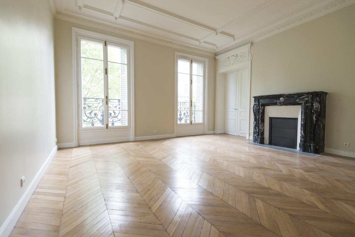 05 HD - Rénovation d'appartement familial sur Paris 16