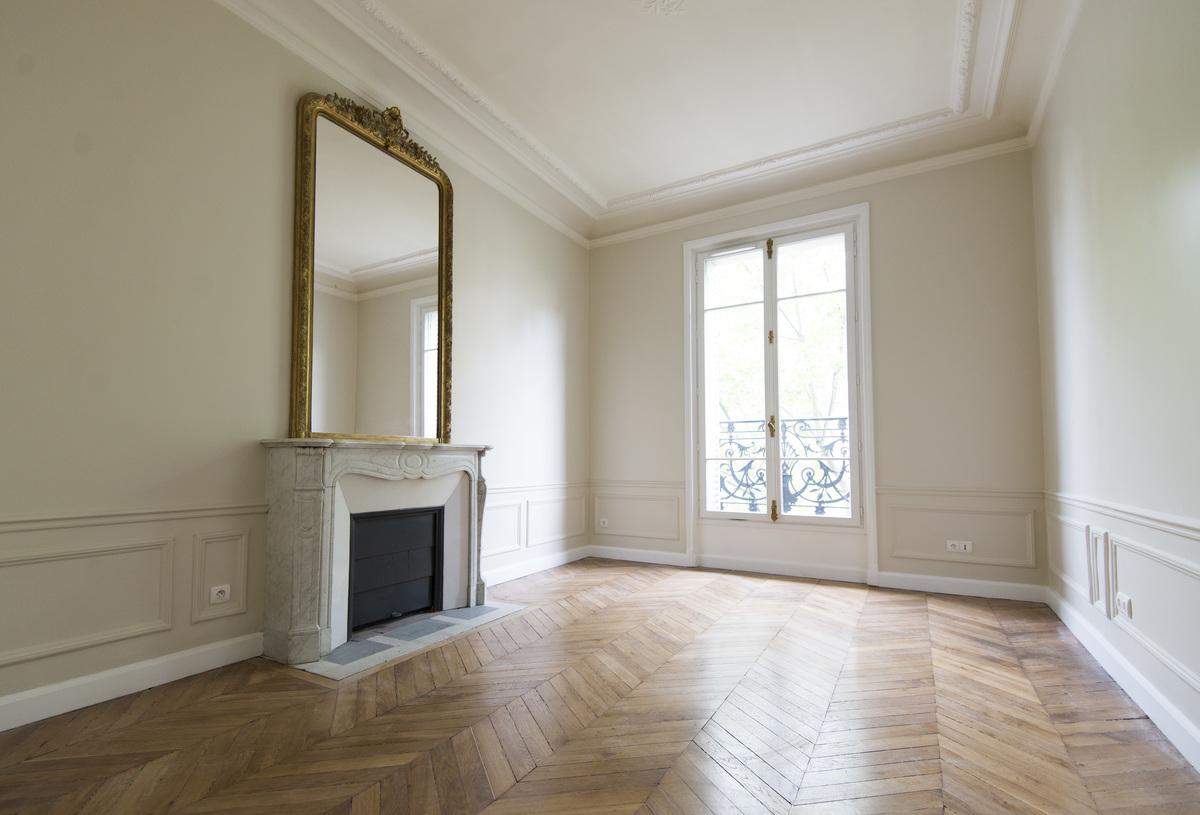 06 HD - Rénovation d'appartement familial sur Paris 16
