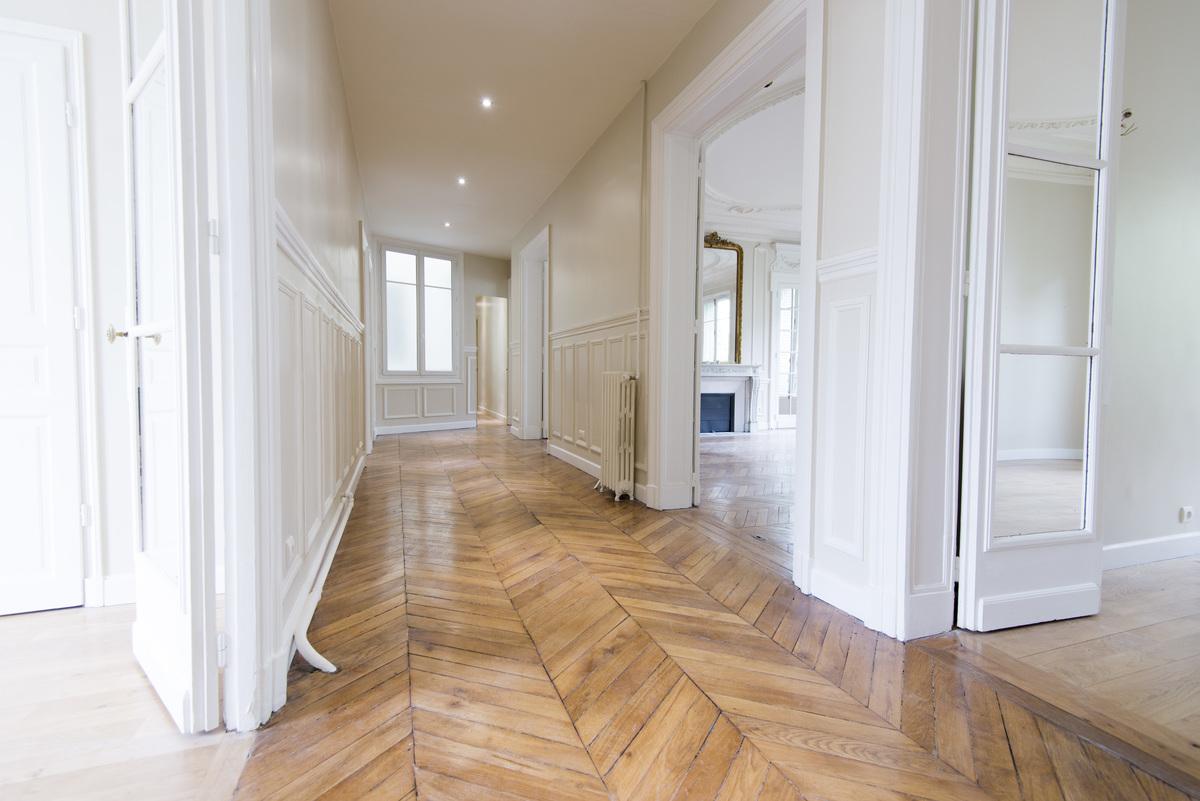 08 HD - Rénovation d'appartement familial sur Paris 16