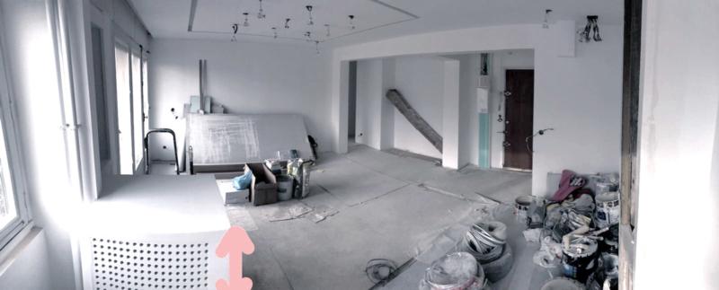 appartement les lilas kiffetonchantier 800x323 - Rénovation & aménagement d'appartement aux Lilas
