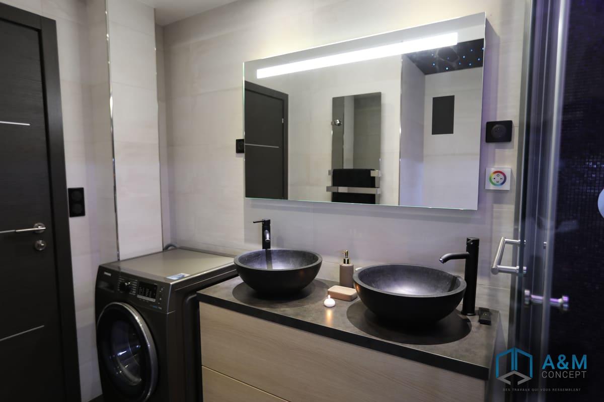 appartement saint maur kiffetonchantier 3 - Rénovation complète d'appartement à Saint-Maur-des-Fossés