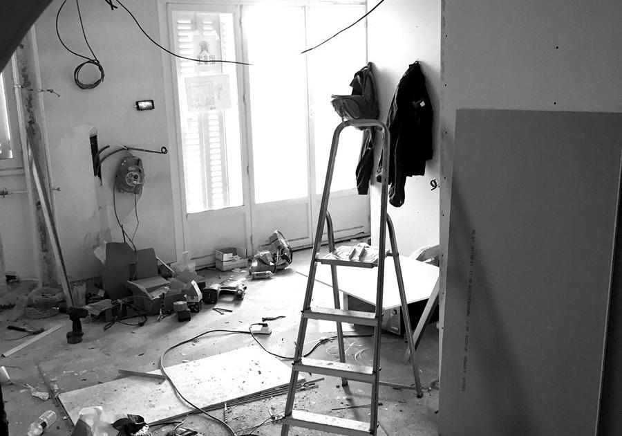 appartement vitry kiffetonchantier 900x630 - Rénovation & aménagement d'appartement à Vitry-sur-Seine