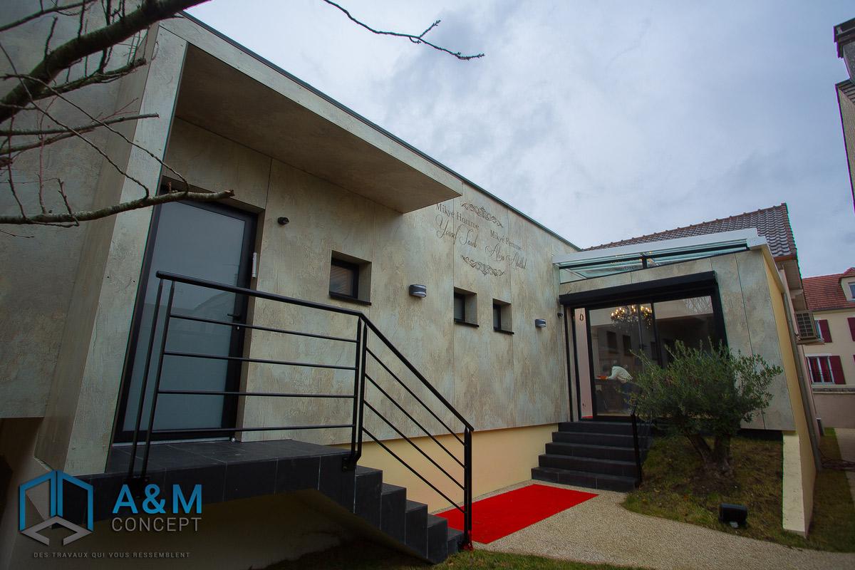 extension bry sur marne kiffetonchantier 9 - Rénovation & Extension de maison à Bry-sur-Marne
