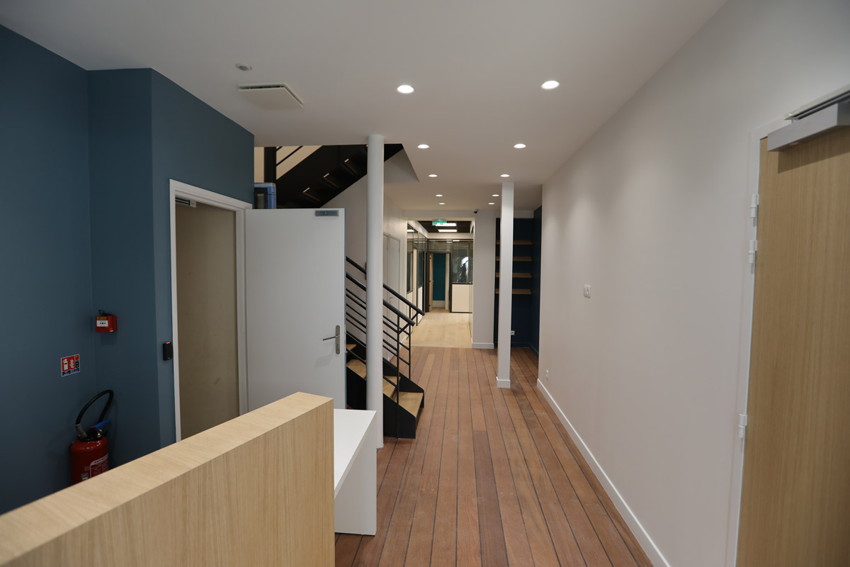 projet lafayette paris 10 kiffetonchantier 2 - Réhabilitation de bureaux en appartement à Paris 10