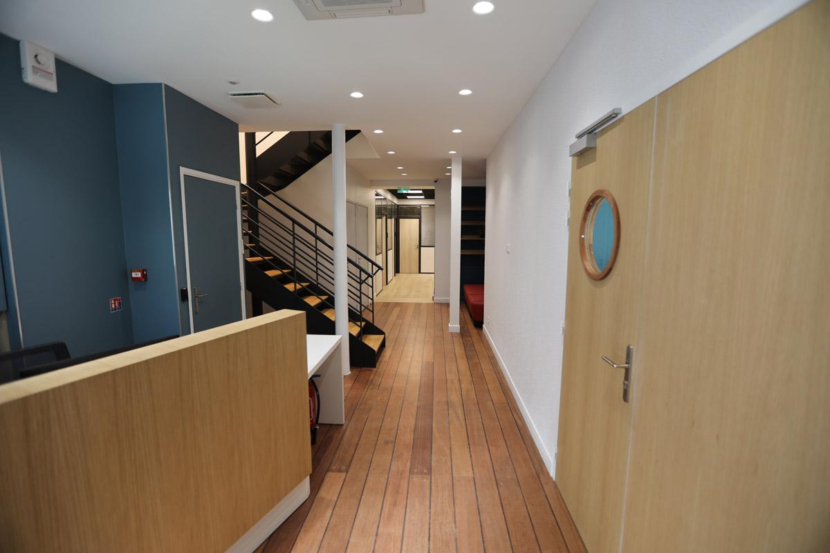 projet lafayette paris 10 kiffetonchantier 5 - Réhabilitation de bureaux en appartement à Paris 10