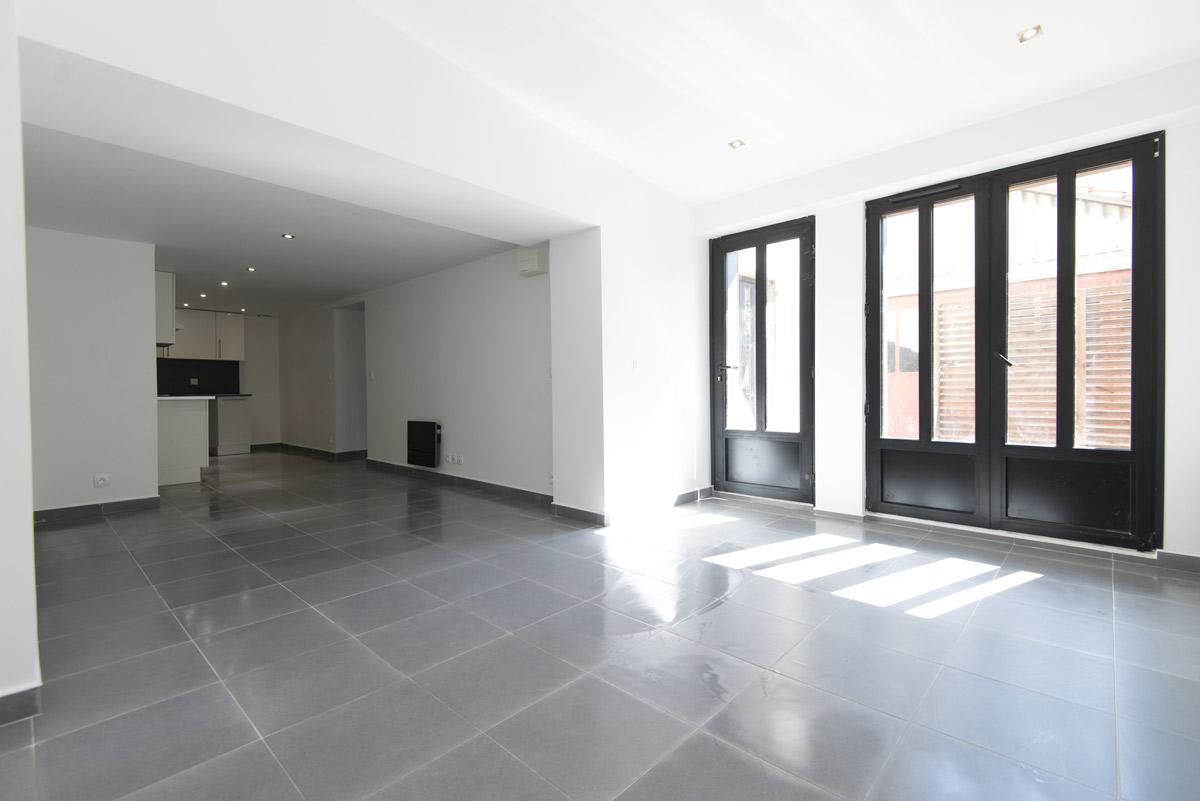 projet nogent kiffetonchantier 2 - Rénovation & extension d'appartement à Saint Quentin Nogent