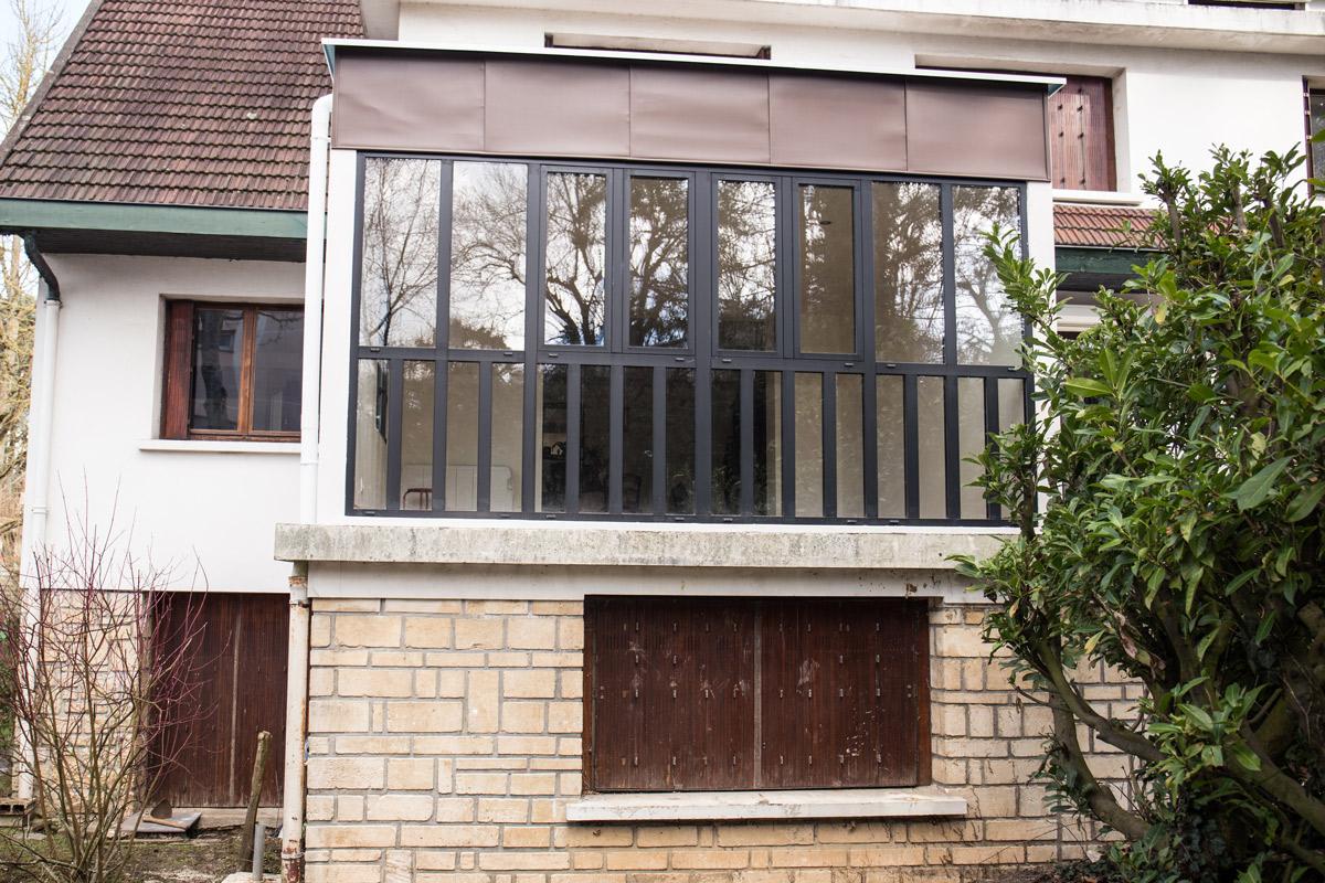 projet versailles kiffetonchantier 2 - Rénovation & extension de maison à Versailles