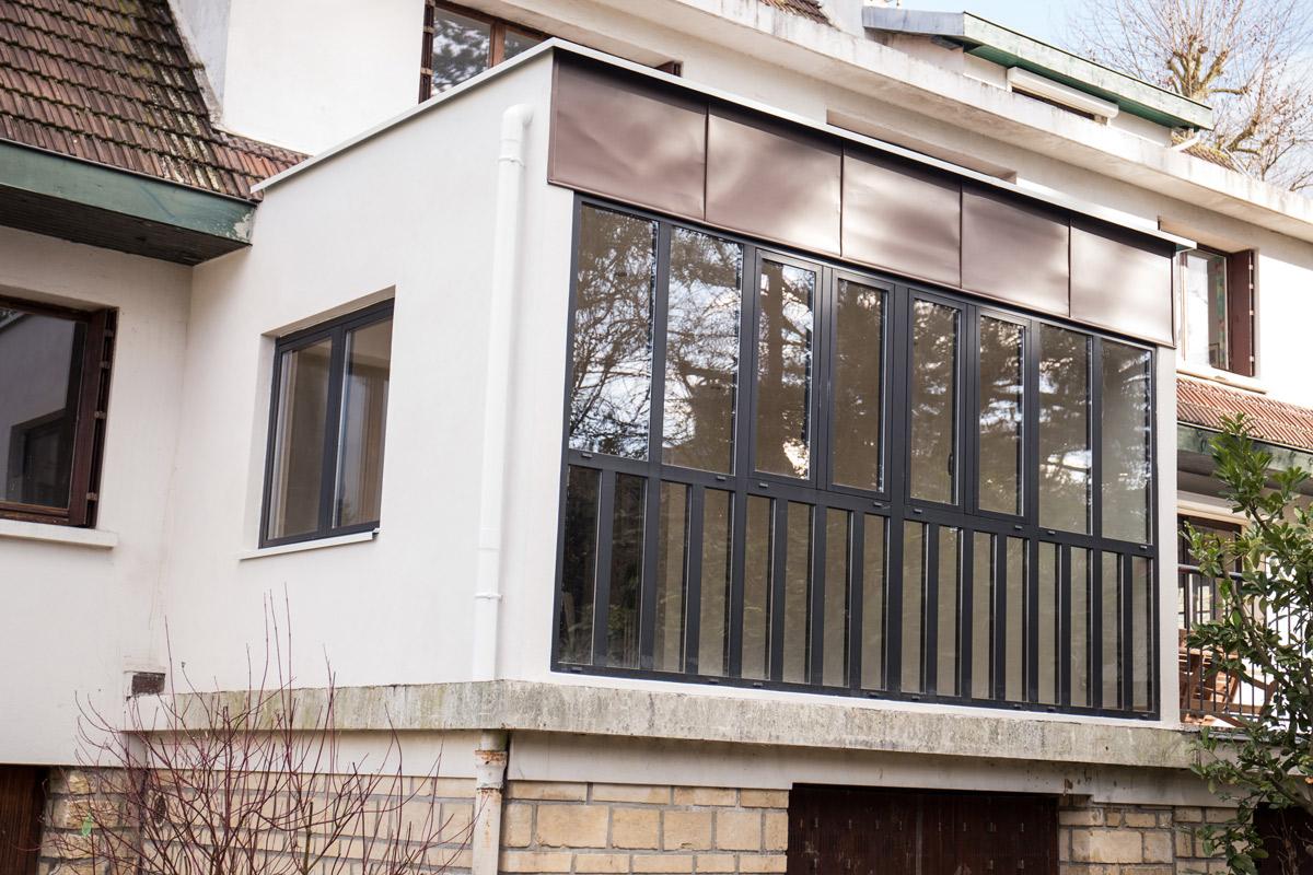 projet versailles kiffetonchantier - Rénovation & extension de maison à Versailles
