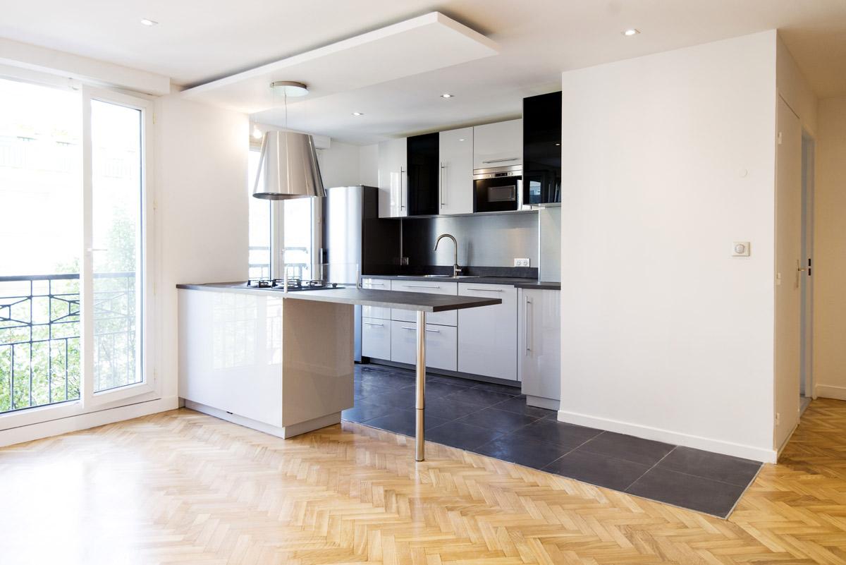 yohan saint maurice 7 - Rénovation d'appartement à Saint Maurice