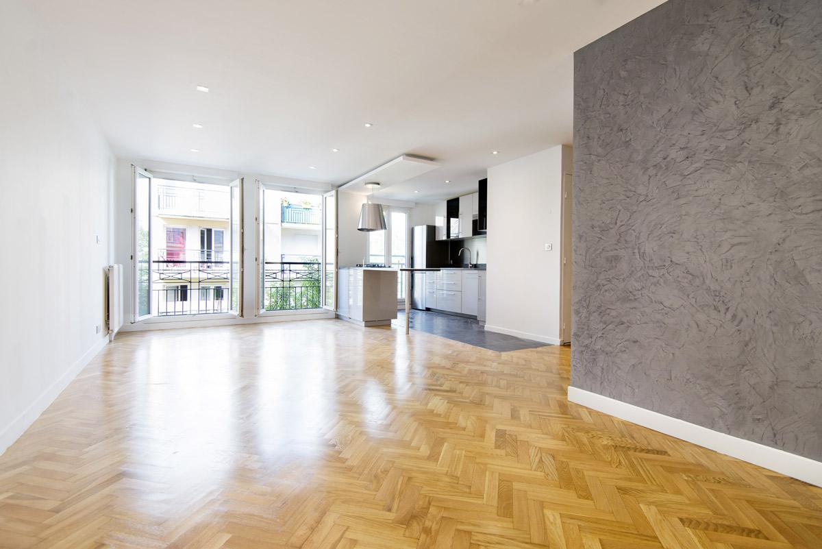 yohan saint maurice 8 - Rénovation d'appartement à Saint Maurice