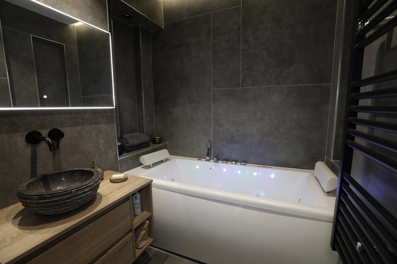 agencement salle bain - Rénovation & aménagement de salle de bain