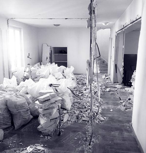 appartement levallois kiffetonchantier 600x630 - Rénovation & aménagement d'appartement à Levallois