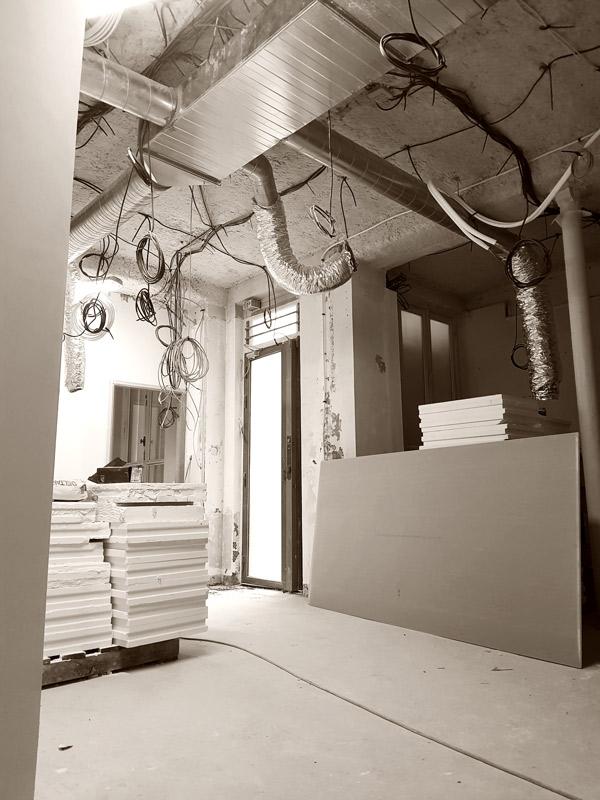 bureau rue lafayette kiffetonchantier 1 - Rénovation & aménagement de bureau Rue Lafayette