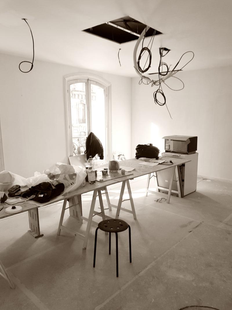 bureau rue lafayette kiffetonchantier 800x1067 - Rénovation & aménagement de bureau Rue Lafayette