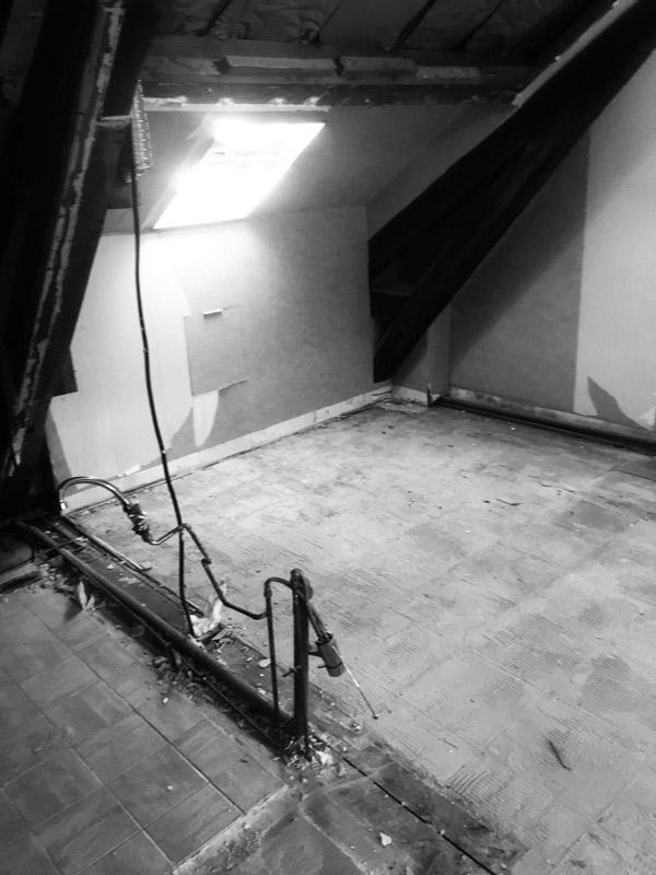 maison fontenay sous bois 2 - Rénovation & aménagement d'étage à Fontenays