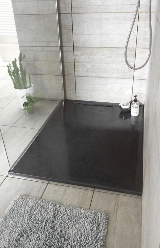 receveur douche - Rénovation & aménagement de salle de bain